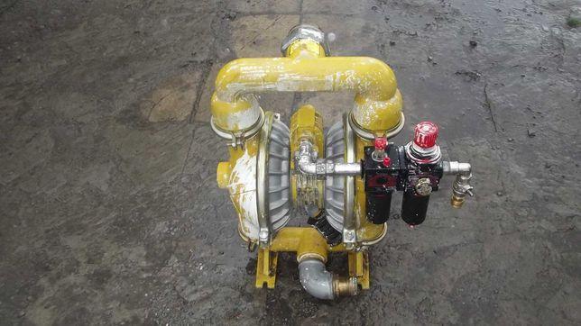 Pompa membranowa pneumatyczna VM V235 aluminiowa