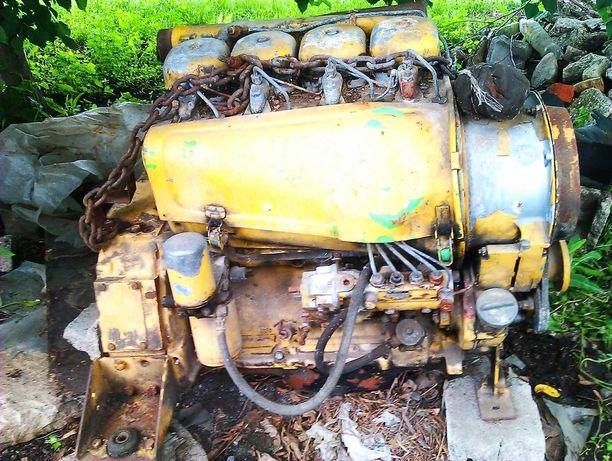 Двигатель воздушного охлаждения Deutz - F4L912