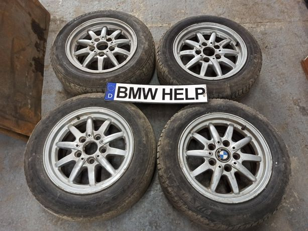 Диски Титаны Колесо R15 7J et47 БМВ Е36  5 120  Разборка BMW HELP