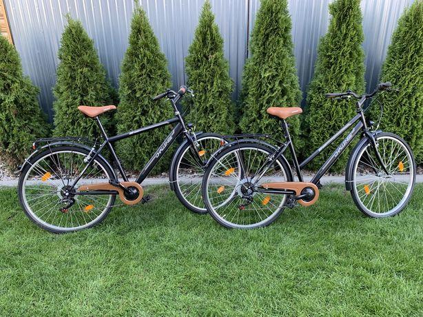 Zestaw 2 rowerow miejskich Challenge