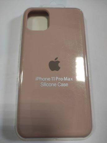 Capa Silicone Iphone 11 ProMax - Pink Sand