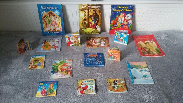Świąteczne książeczki nowe i używane PAKA