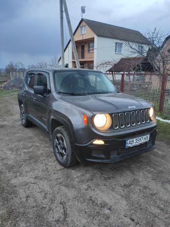 Продам автомобіль Jeep Renegade