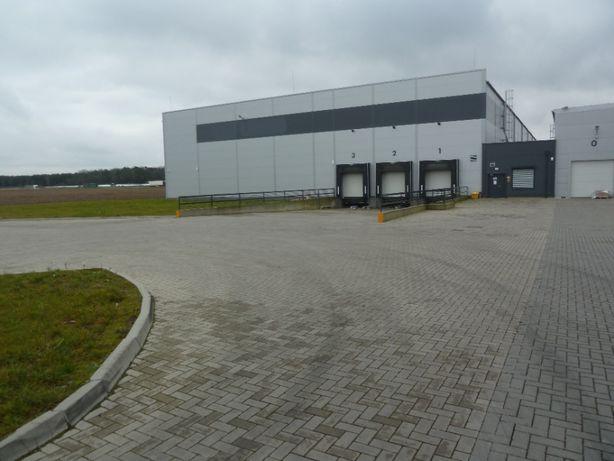 Hala magazynowo produkcyjna 1000m2 2 km od zjazdu S5