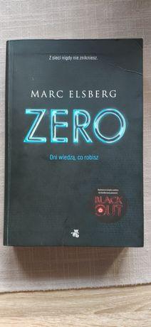 "Książka ""Zero"" Marc Elsberg"
