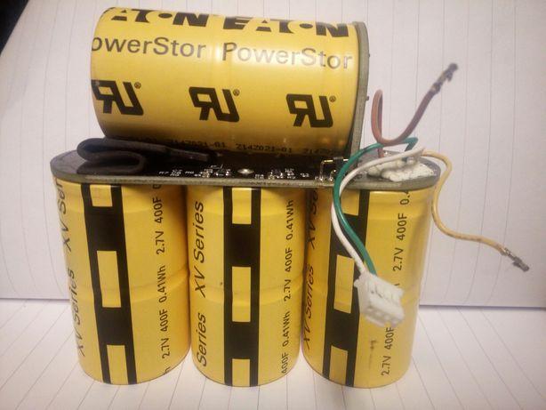 Superkondensator 400F EATON BUSSMANN XV3560-2R7407-R-