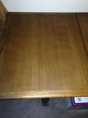 Stół dębowy 180 cm x 80 cm
