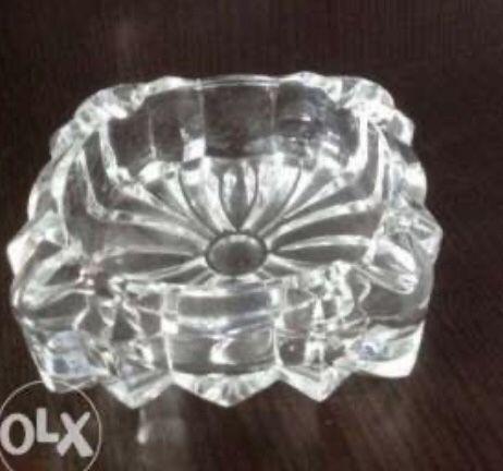 Cinzeiro de Cristal - Novo