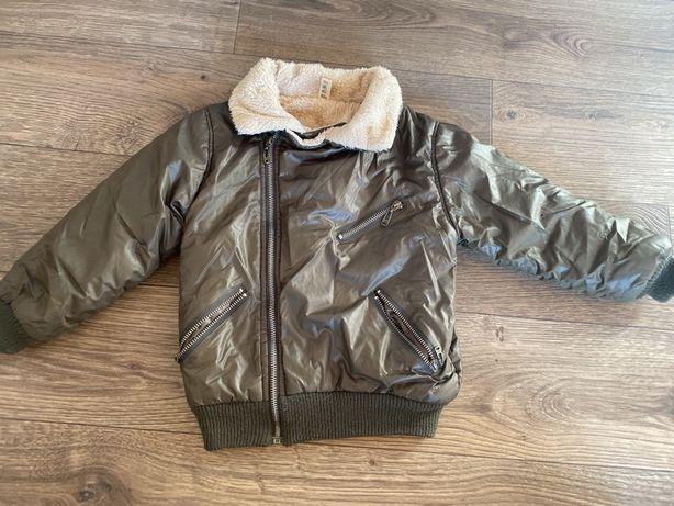Куртка на холодную осень на 5 лет в идеале