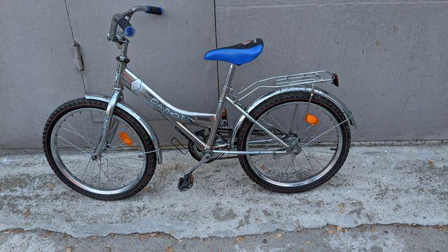 Велосипед Салют, полностью перебран(как новый)