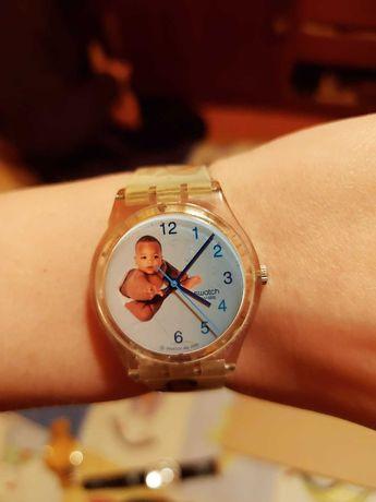 Relógio Swatch Fraldinhas