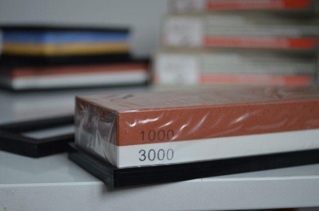 Точильный камень, водный точильный камень 1000/3000 grit, точилка