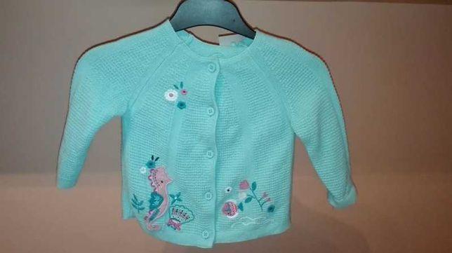 sweterek ażurowy firmy TU rozmiar  3-6 miesięcy