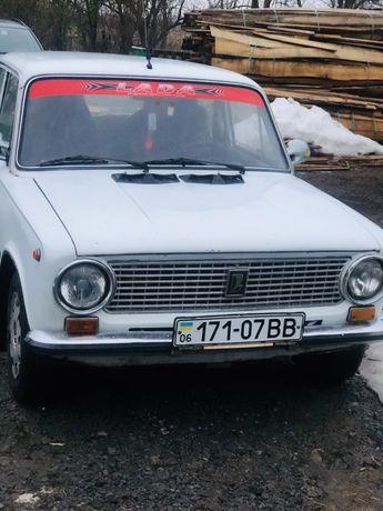Машина ВАЗ 2101 копейка