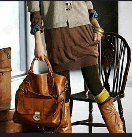 Новая модная стильная женская сумка из качественной ЭКО -кожи.