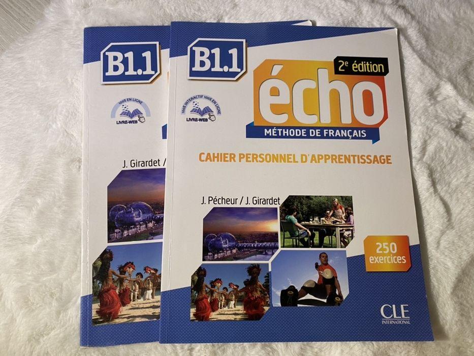 écho, podrecznik echo, cwiczenia echo Poznań - image 1