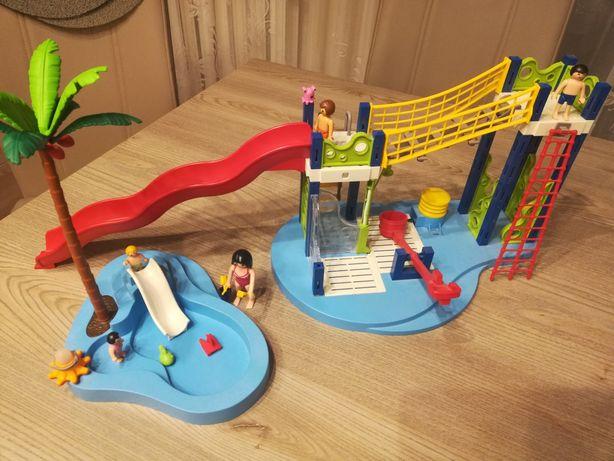 Playmobil, klocki Wodny plac zabaw, 6670  + 6673