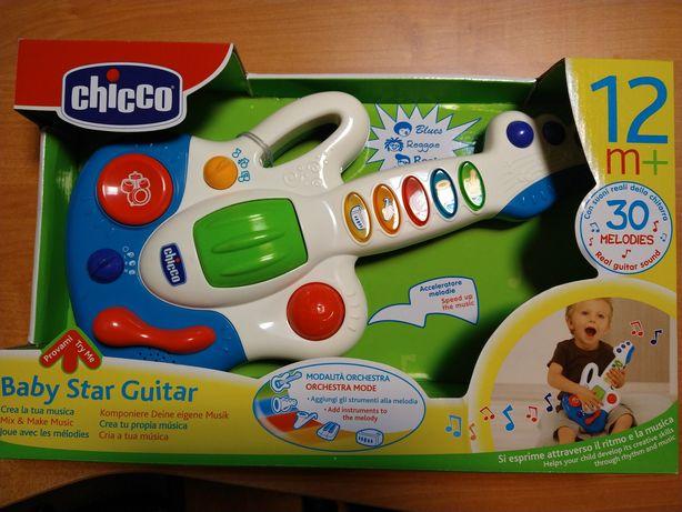 Gitara chicco 30 melodi