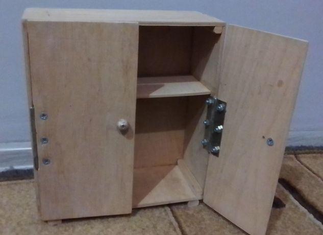 Шкафчик/гардероб для куклы