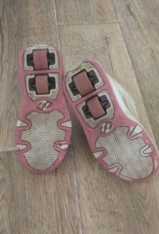 Heelys роликовые кроссовки на колесиках ролики