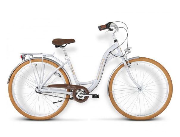 Rower miejski/damka Grand Twist