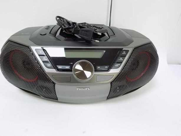 Radioodtwarzacz Philips AZ700T/12   Jak nowy, Paragon, Komplet