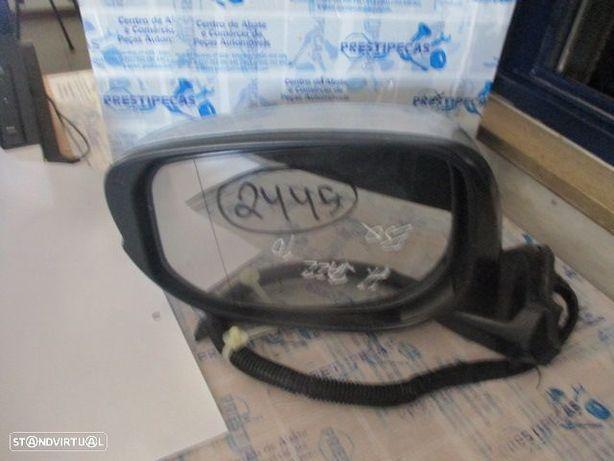 Espelho cinza ESP2445 HONDA / JAZZ / 2010 / ESQ / ELETRICO / 9 PINOS /