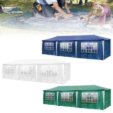 Wodoodporny duży namiot/pawilon |imprezowy, ogrodowy| RÓŻNE KOLORY