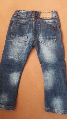 Дитячі джинси  на хлопчика 3,4 рочки
