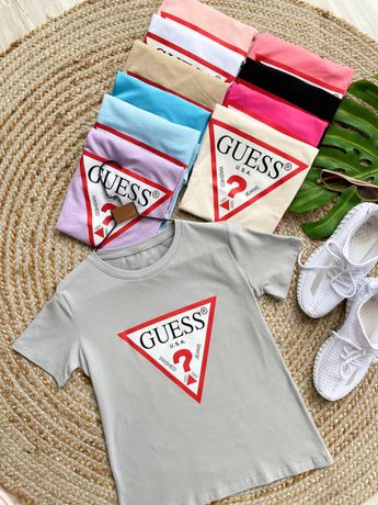 Женские футболки  guess  , Levi's  , Louis