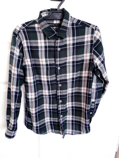 Reserved koszula w kratkę 122