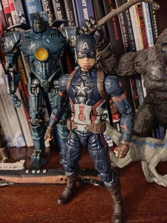 Marvel legends Captain America Civil War Капитан Америка Мстители Aven