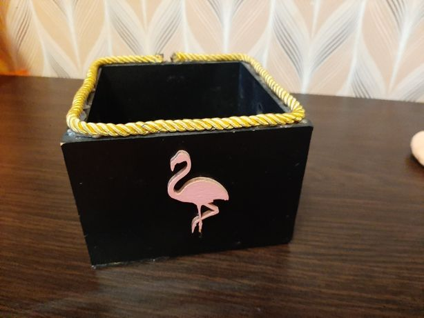 Скриня шкатулка нова