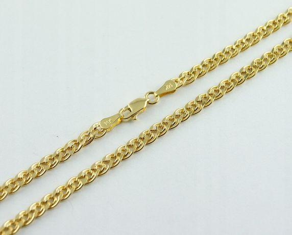 złoty łańcuszek MONALIZA ZŁOTO pr.585 50cm