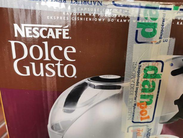 Ekspres ciśnieniowy do kawy w kapsułkach