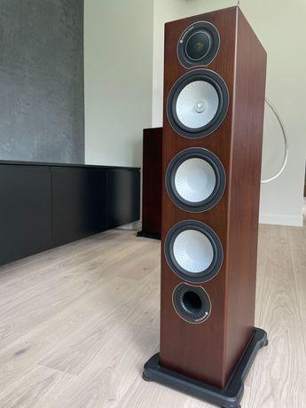 Kolumny Monitor Audio silver RX8 plus głośnik centralny