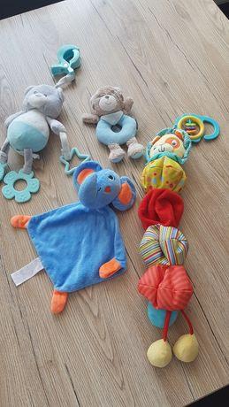 Zabawki dla niemowlaka zawieszka gryzak gratis