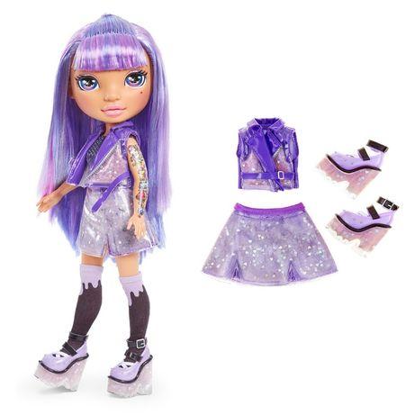 Кукла Poopsie Rainbow Girls Фиолетовая Леди 561347
