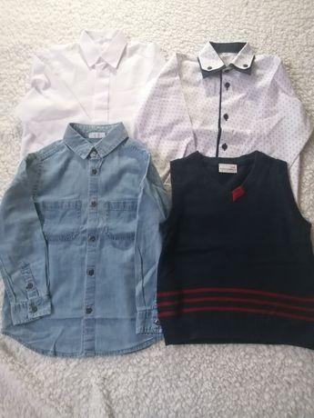 Koszule rozmiar 110