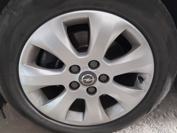 Alufelgi Koła Opel Insignia Opony Letnie 5x120 17 BMW