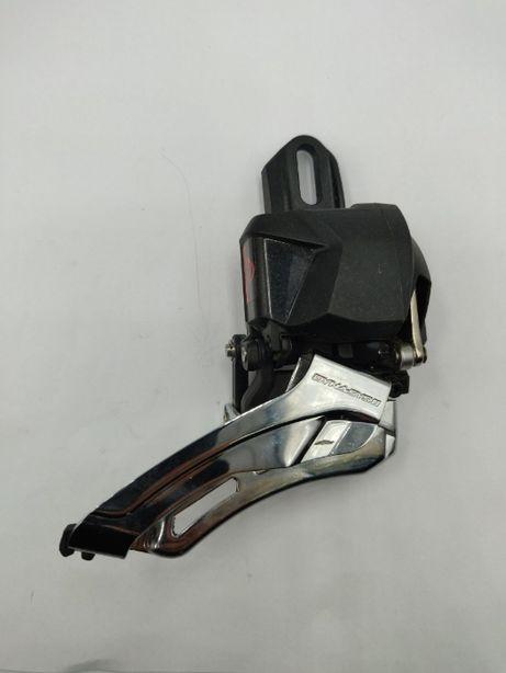 przerzutka przednia Shimano XT fd-m8070 Di2, 2s, nowa [pp-47]