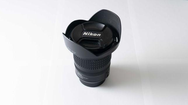 Lente Nikon - AF-S DX NIKKOR 10-24mm F/3.5-4.5G ED
