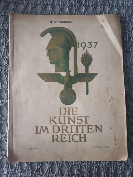 Książka niemiecka 1937