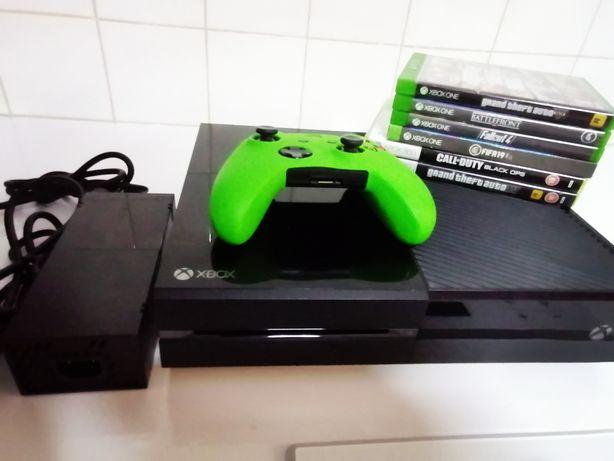 Xbox One Troco ou Vendo