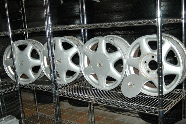 Комплект легкосплавных дисков Opel 5х115х15