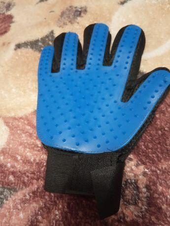 Перчатка для шерсти,перчатка для животных