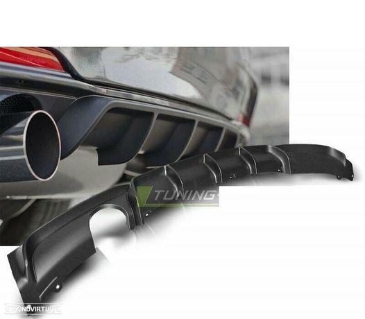 DIFUSOR TRASEIRO M PERFORMANCE BMW SERIE 3 F30/F31(11-18) BERLINA / TOURING