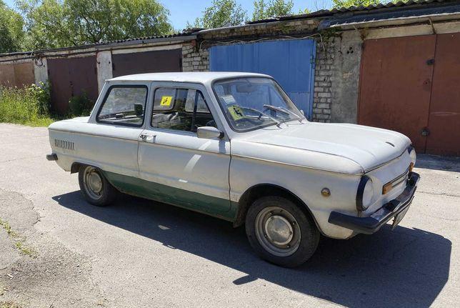 Продам автомобиль ЗАЗ-968М