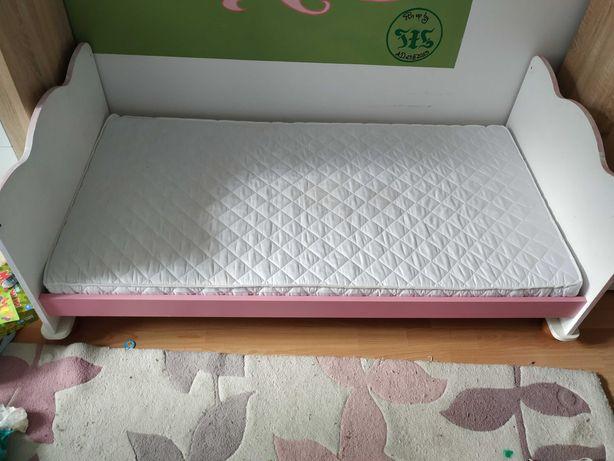Łóżeczko dziecięce/ tapczanik dziecięcy 70x140 + gratis