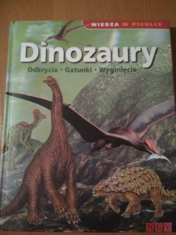 Dinozaury wiedza w pigułce